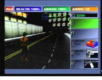 Atari Jaguar Black Ice White Noise : scans, dump, download